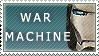 War Machine Stamp 1 by ice-fire