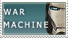War Machine Stamp 2 by ice-fire