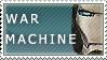 War Machine Stamp 2 by ice-fire