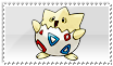 Togepi Stamp by ice-fire