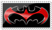 Batman_Robin Stamp by ice-fire
