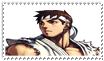 Alpha Ryu Stamp White by ice-fire