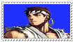 Alpha Ryu Stamp Blue by ice-fire