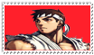 Alpha Ryu Stamp Red by ice-fire