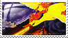Moltres Stamp by ice-fire