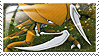 Kabutops Stamp by ice-fire