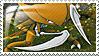 Kabutops Stamp