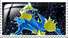 Manectric Stamp