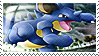 Nidoqueen Stamp by ice-fire