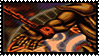 Exodia's Right Arm Stamp by ice-fire