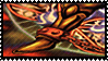 Exodia's Right Leg Stamp by ice-fire