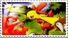 Combusken Stamp