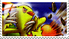Combusken Stamp 0