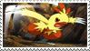 Combusken Stamp 1
