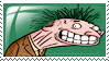 Emmitt Nervend Stamp by ice-fire