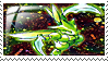 Scyther Stamp 1