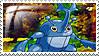 Heracross Stamp