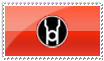 Red Lantern Stamp by ice-fire