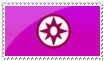 Star Sapphire Stamp