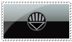 Black Lantern Stamp Black by ice-fire