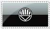 Black Lantern Stamp White by ice-fire