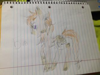 Pony Adopt:Tattoo by ChocoCrazeh
