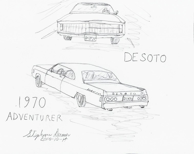 What if: 1970 DeSoto by stephdumas