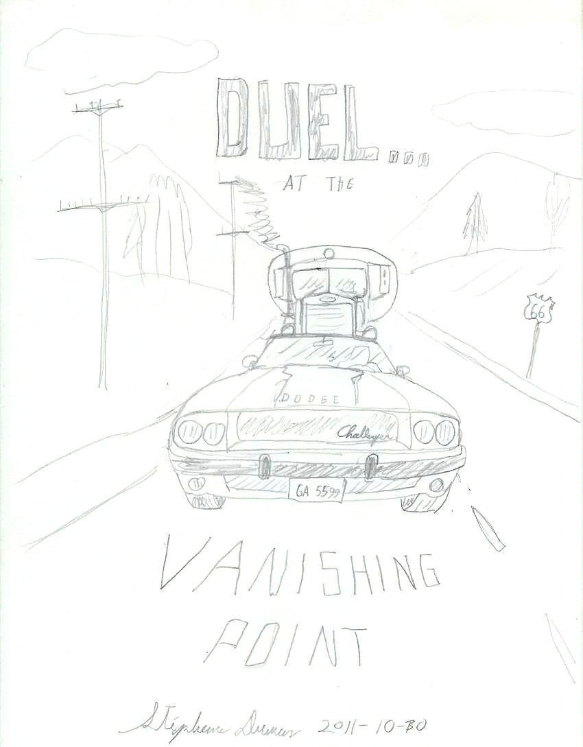 Duel at the Vanishing Point