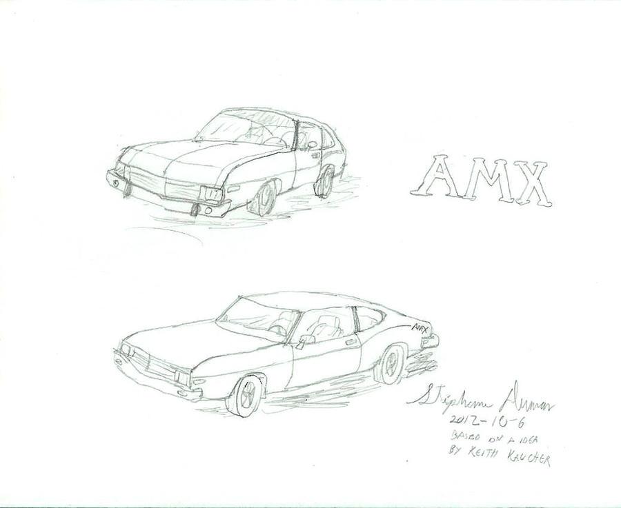 What if AMC Javelin/Matador AMX?