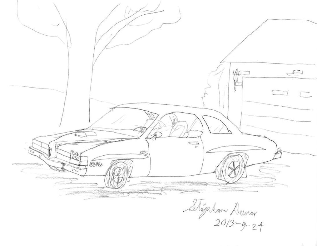 what if cars  pontiac lemans 1976 2 0 by stephdumas on deviantart