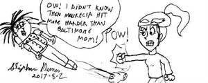 Maurecia and Moldylocks