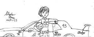 Kairi race car driver