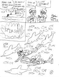 Torecia underwater treasure hunt 1 by stephdumas
