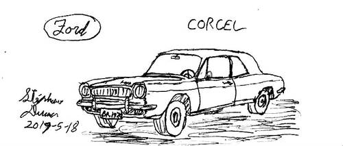Ford Corcel by stephdumas