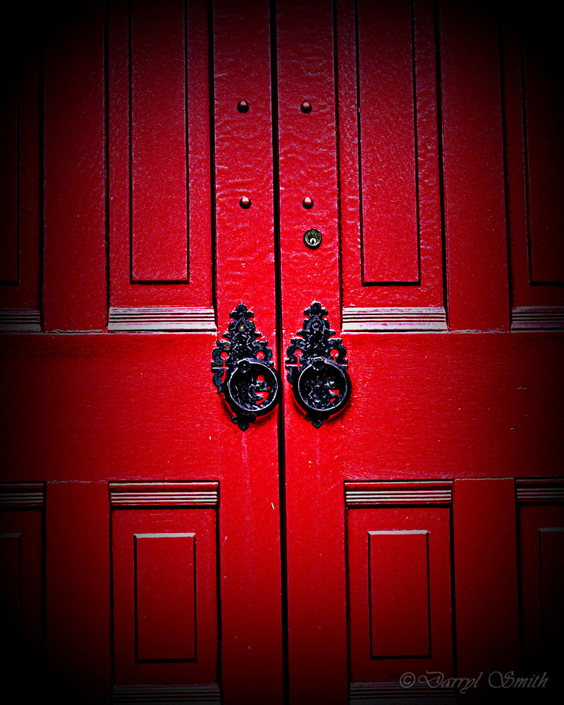 The Red Door By DARRYL SMITH ...