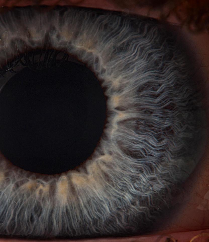 Crystal's Eye by DARRYL-SMITH