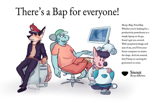 A Bap For Everyone