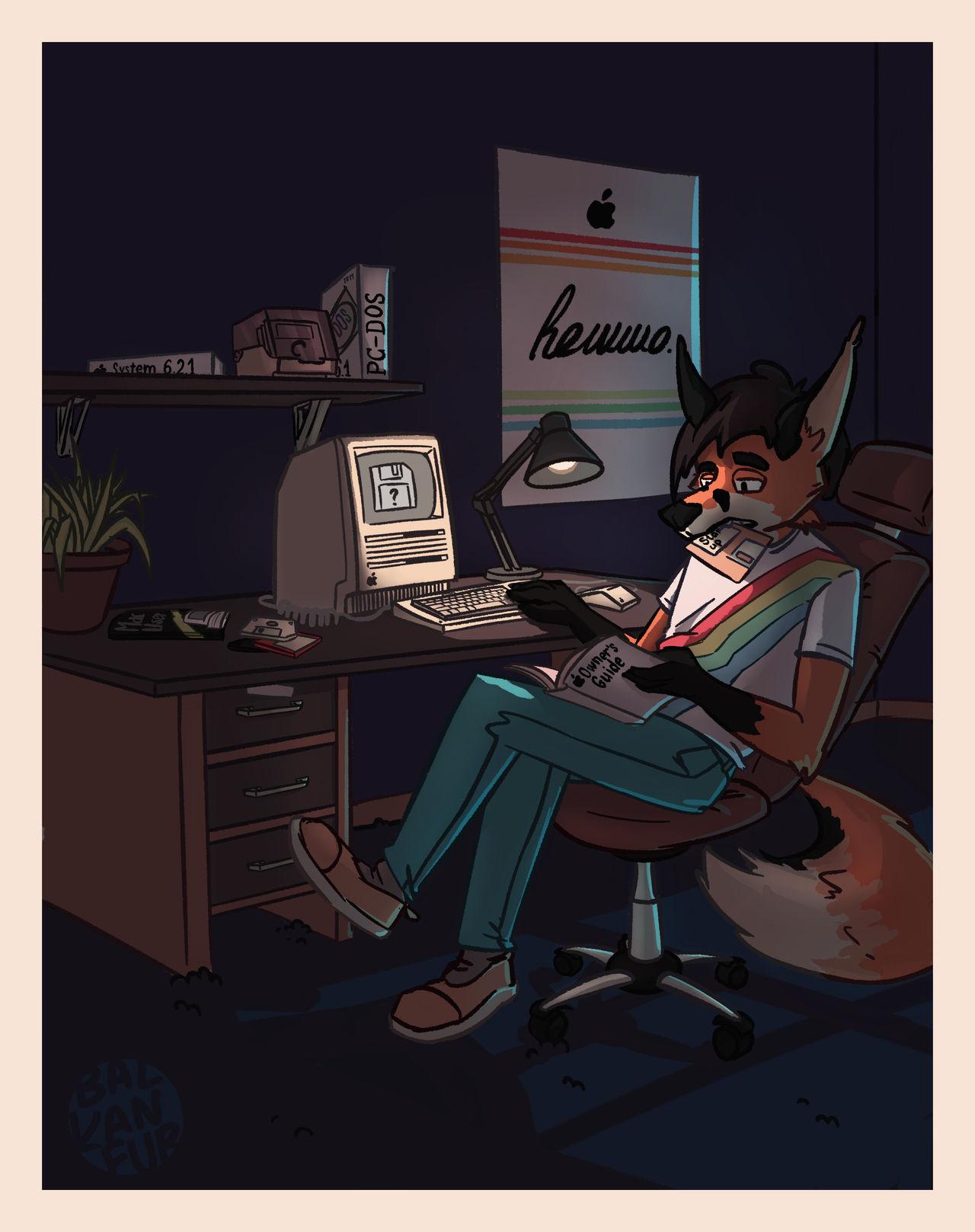[Commission] Dosfox Computing