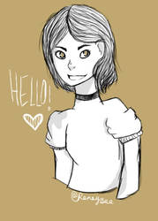 Hello! by tocccata