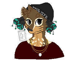 Commission for actualcannibalshia (on CS) by tocccata