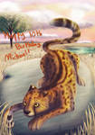 Cheetah for Michael