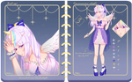 |OPEN|Pastel Kemonomimi Adoptable 3 (Set price) by CHACHAdopts