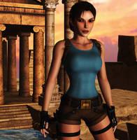 Lara croft 33 by ToshiieKyoko