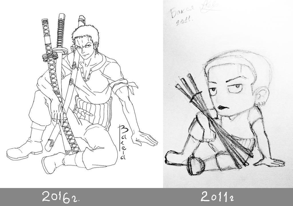 Progress by bakcia