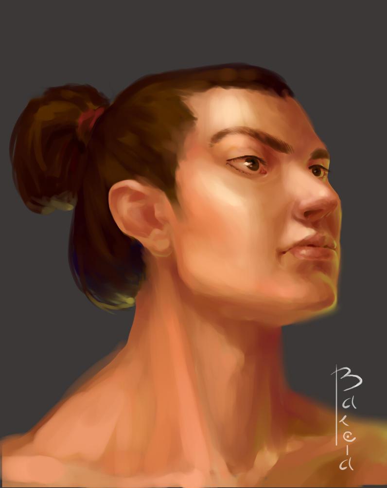 Li Shang by bakcia