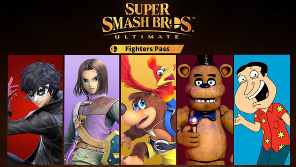 Leaked Smash Bros Ultimate Fighters Pass DLC by pichu227 on DeviantArt