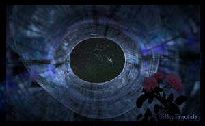 Blooms In The Oubliette by SilkyFractals
