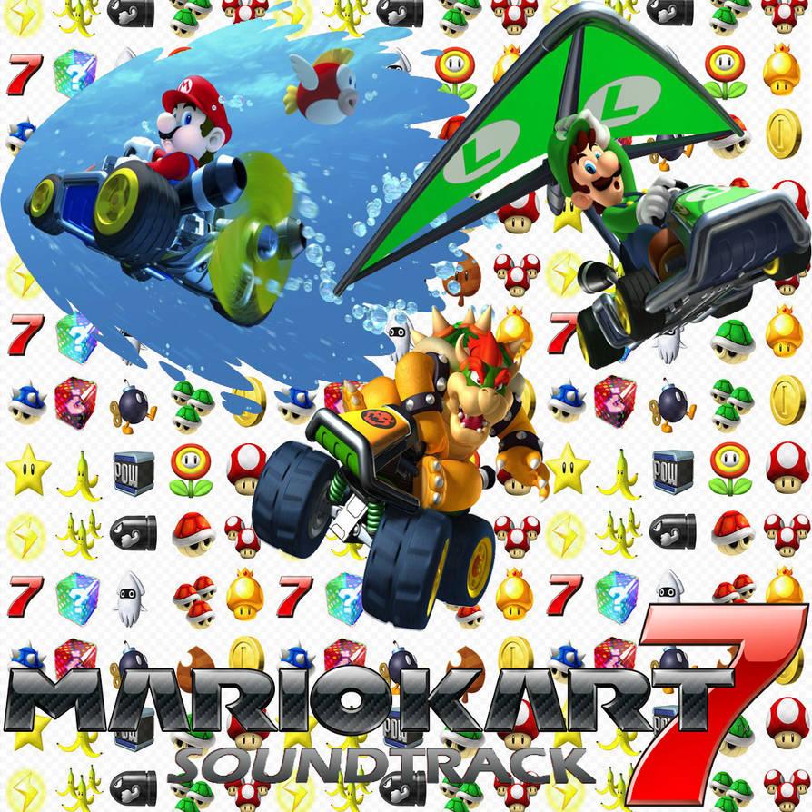 Mario Kart 7 Soundtrack by eDonutMuffin on DeviantArt