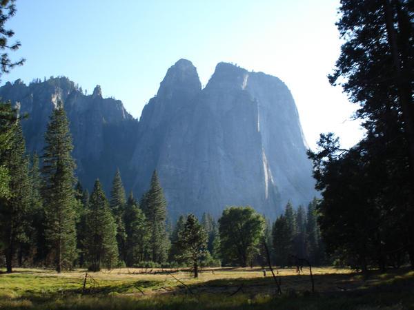 Yosemite Natonal ark, CA 5 by almostexpelled