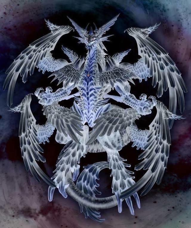 demon dragon by kaashii on DeviantArt
